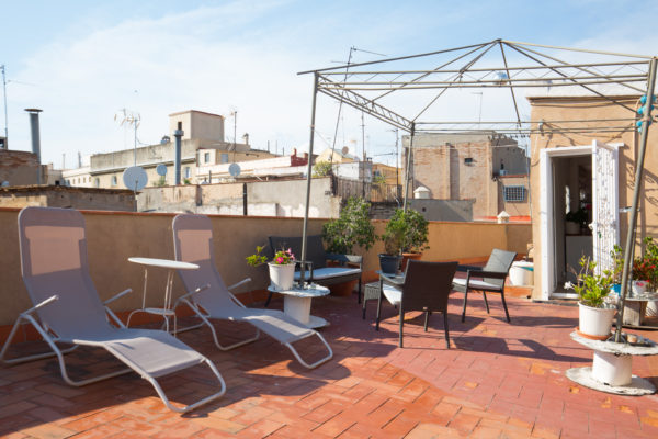 Апартаменты feliz Terraza