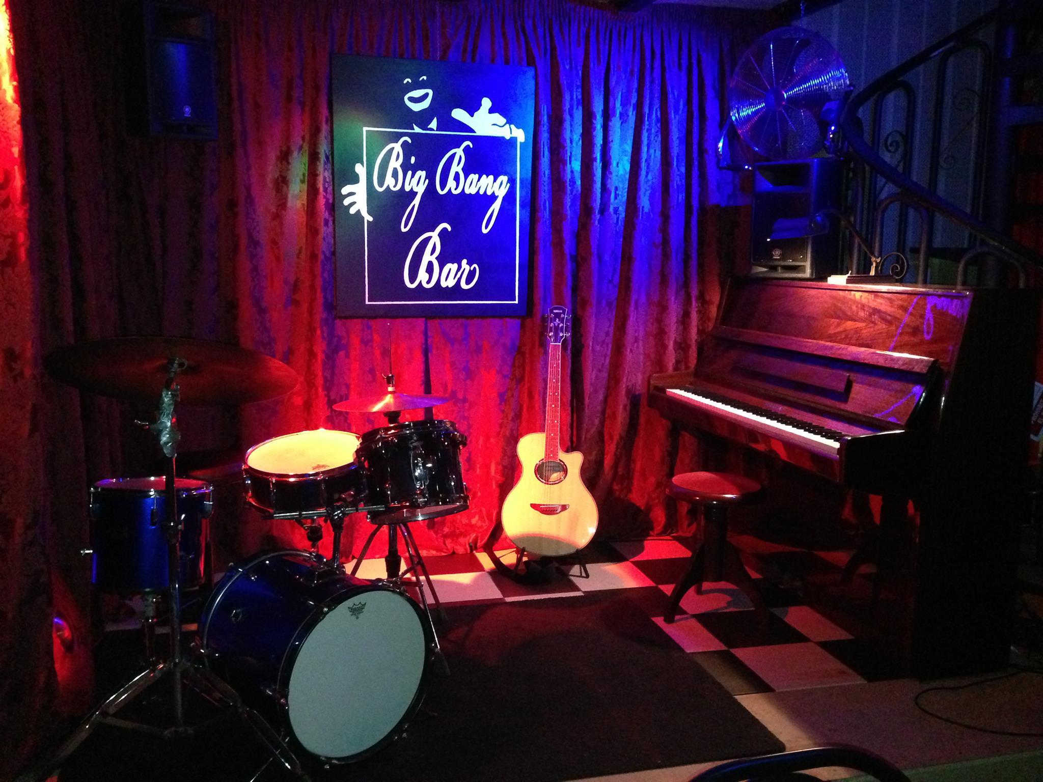 Music Bar Big Bang Барселона Путеводитель Happyinspain