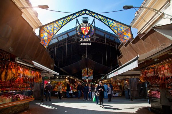 La Boqueria Market 1024 × 683