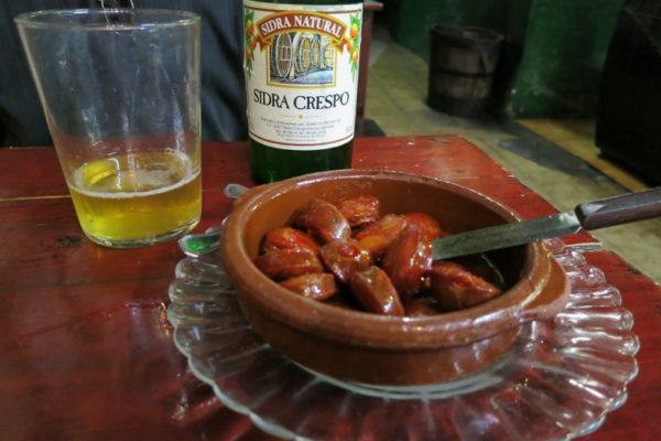 Tasca El Corral Chorizo Diablo Barcelona Spain 800×600