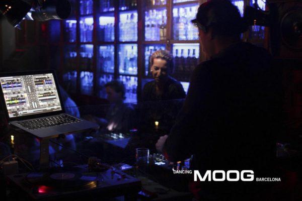 Rose muerta Noche de Al Ferox vivo Kobayashi Dancefloor Killers Miki Craven Moog de Barcelona 2