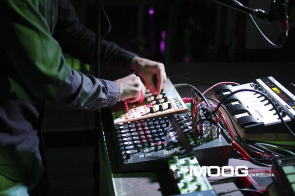 Fairmont Live Border Community Undo Moog Barcelona 2