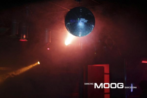 Nightclub Moog
