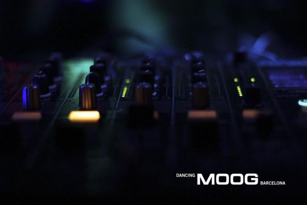 Moog de Barcelona Morgan Hammer