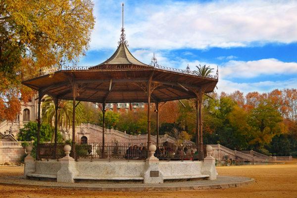 Park Ciutadela Altana