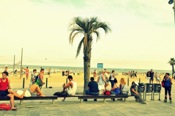 Barceloneta Beach2