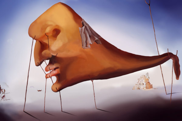 018 Salvador Dali Theredlist