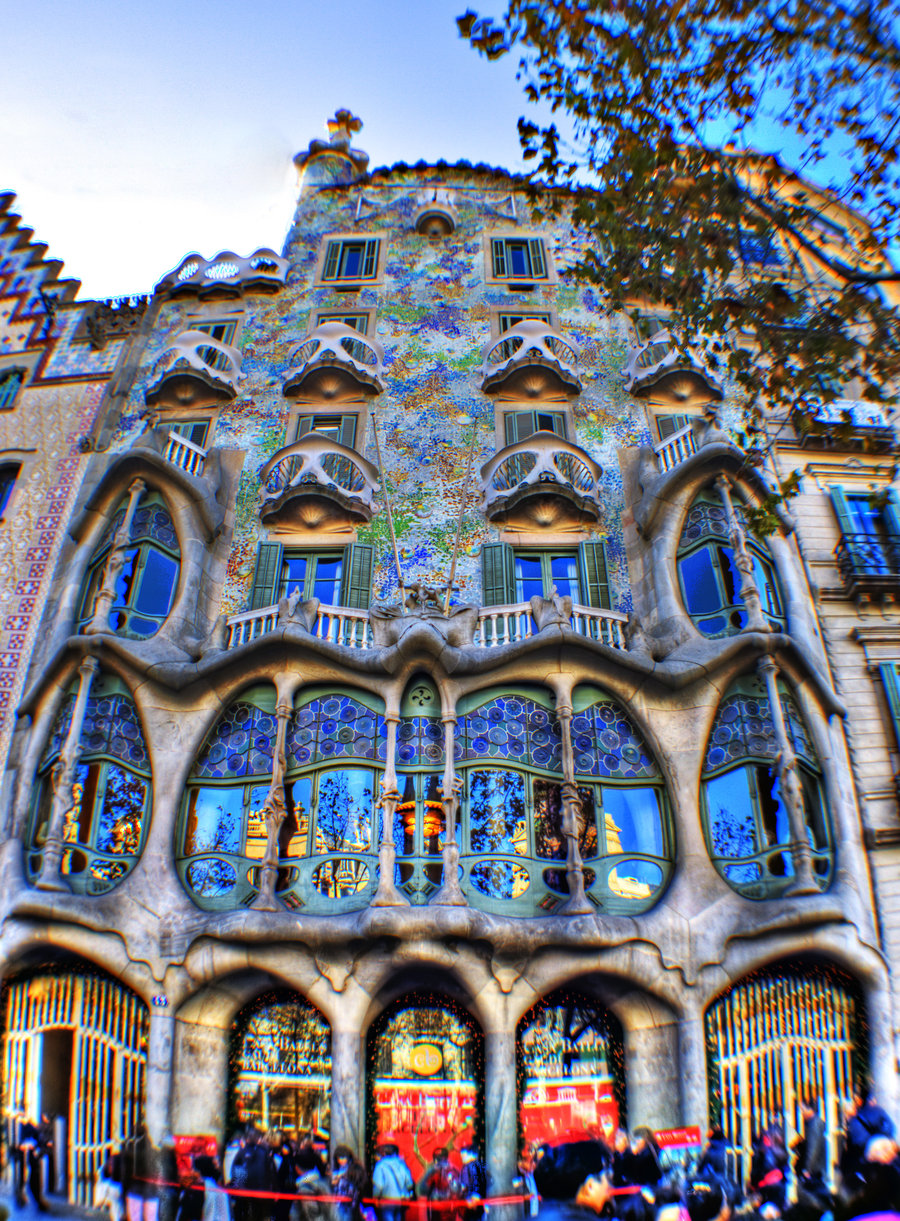 Casa batllo barcelona attractions for Casa minimalista barcelona capital