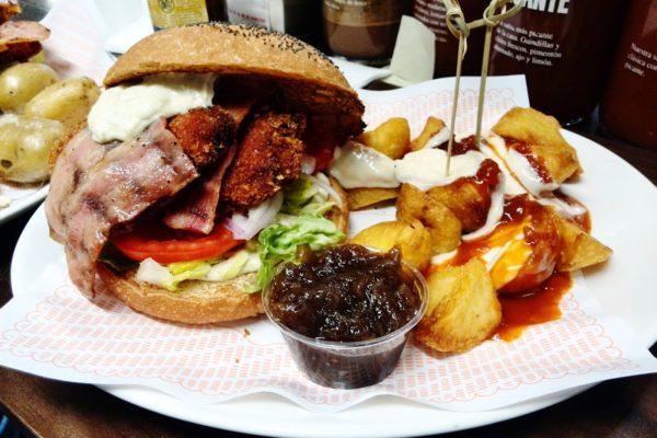 Burger bar Baco
