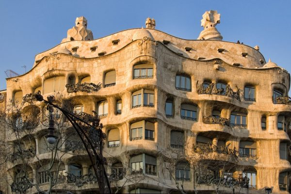 La Pedrera Barcelona(1)