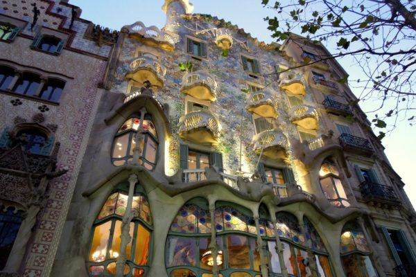 Montse Fotoblog Casa Batlló