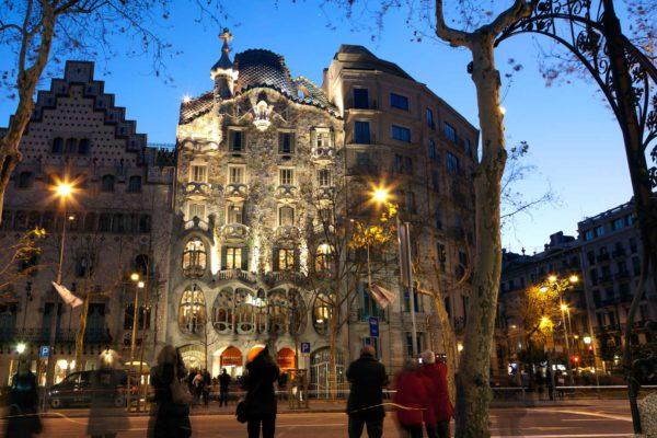 Gaudi Batllo Barcelona Hotel Near