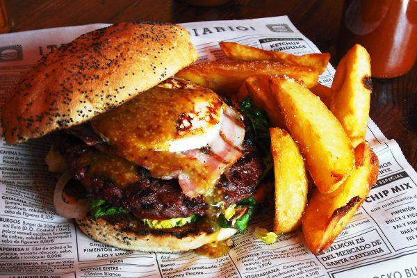 Burger Bar Kiosko