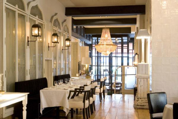 Ресторан Flamant