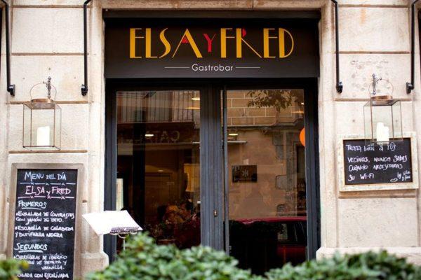 Ресторан Elsa Y Fred
