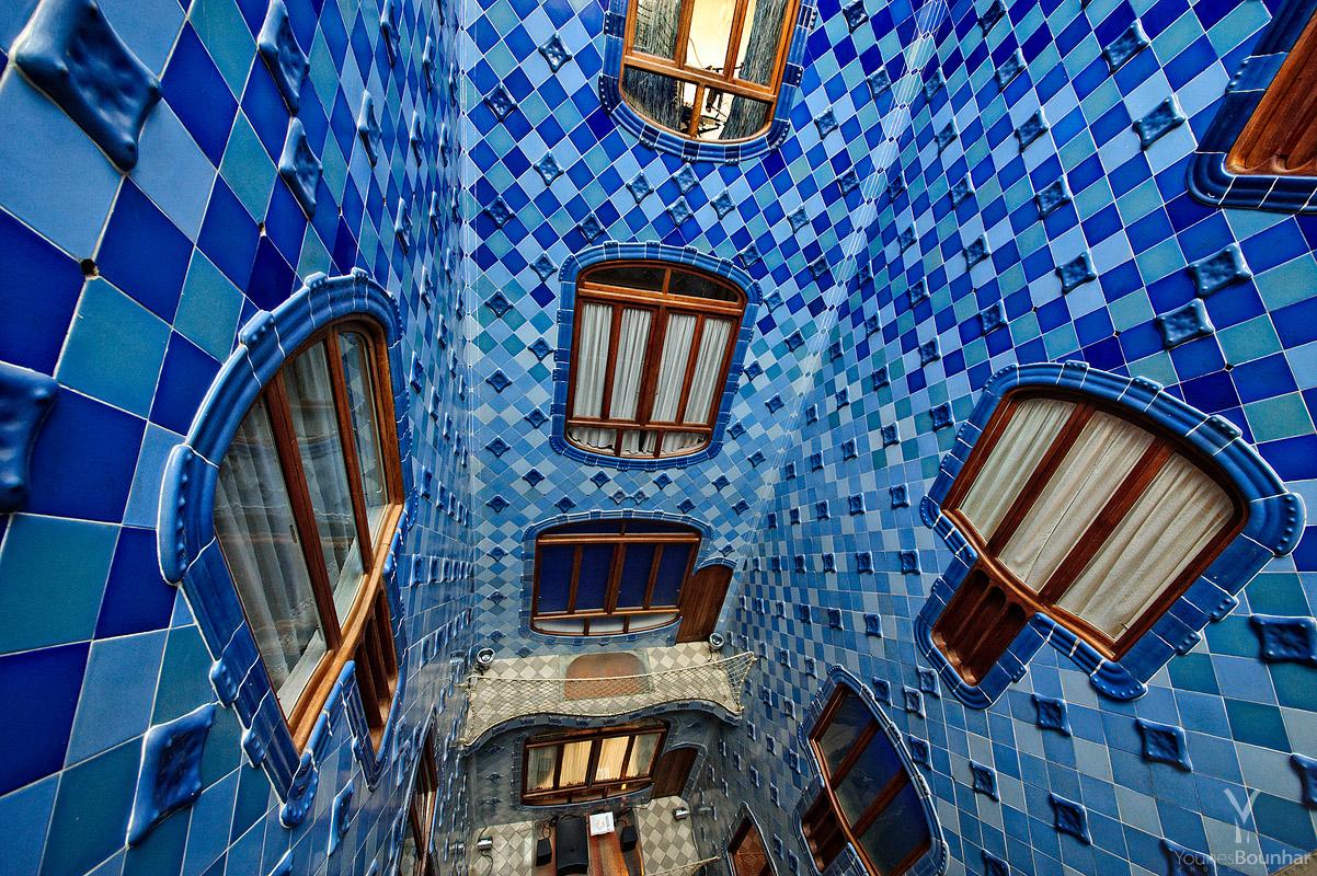 Gaud happyinspain - Natura casa barcelona ...