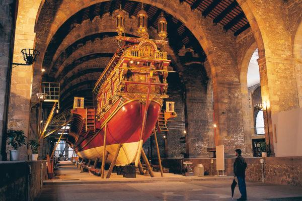 511b Barcelona Museo Maritimo 0800870a