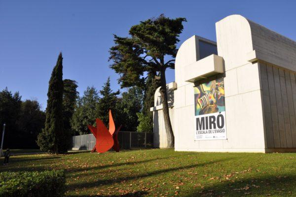 Фонд-музей Joan Miró
