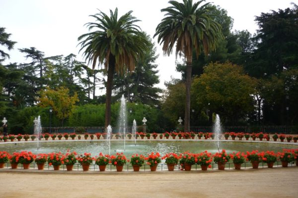 Pedralbes Palace Gardens 15