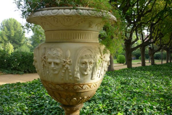 Pedralbes Palace Gardens 30