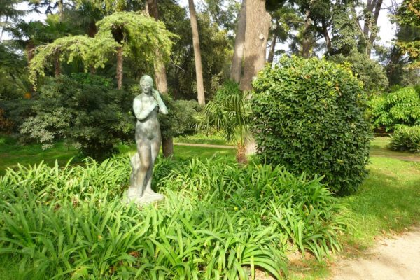 Jardins Del Palau De Pedralbes 34