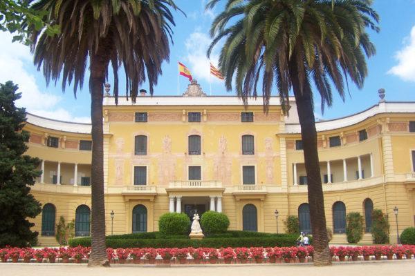 Royal Palace Pedralbes