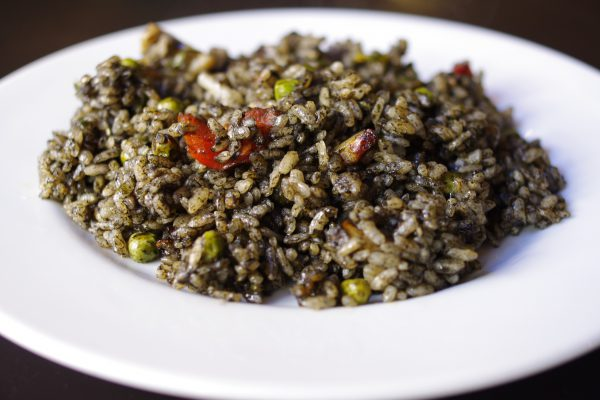 Sepia Black Rice