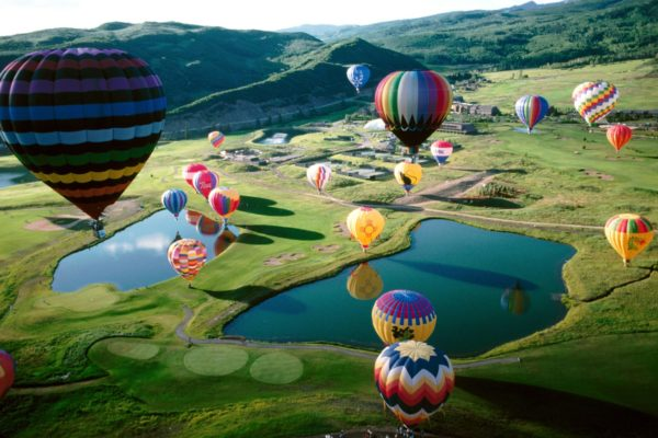 European aviation festival on balloons 9-13 July