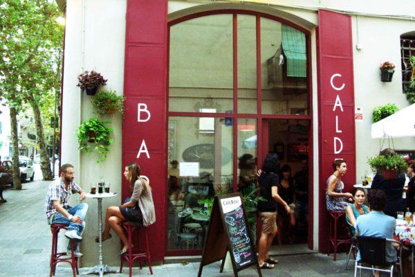 Тапас бар Calders