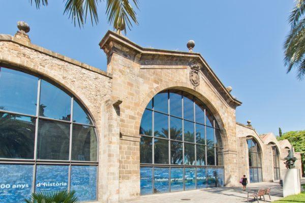 Maritime Museum Las Ramblas