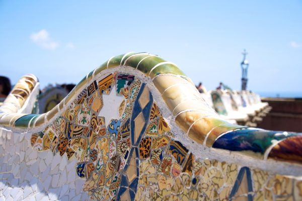 Parc Guell Bench