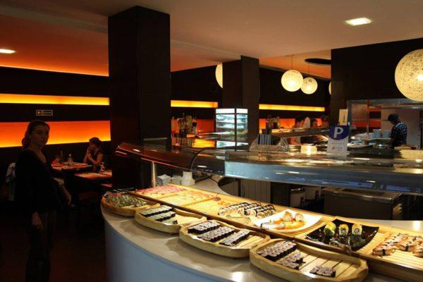 Restaurante Wok Arco del Triunfo 05