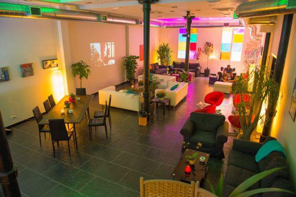 El Circulo del club Kannabis