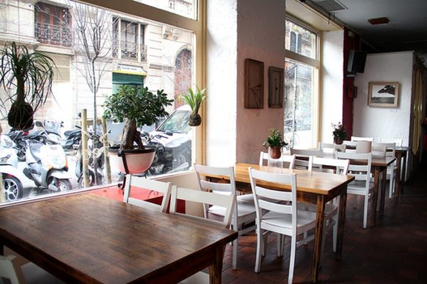 Dos Trece Ресторан