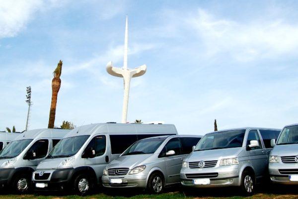 Bono Taxi Barcelona Minivans