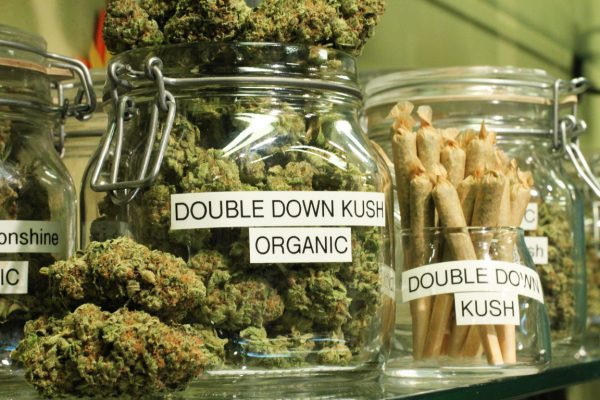 Double Down Kush Helping Hands Herbals — 24
