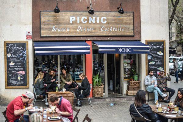 Brunch Barcelona Picnic