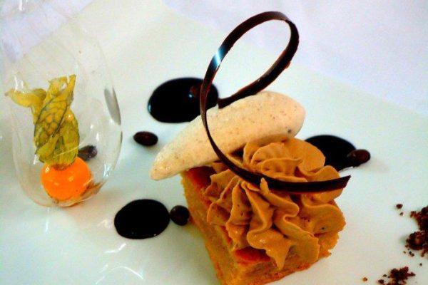 Dessert 2 Restaurant Anonim Barcelona 1