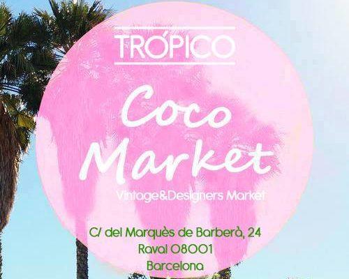 Блошиный рынок Coco Market BCN