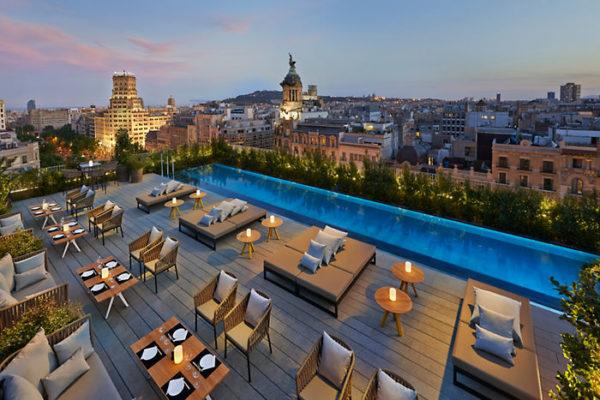 Barcelona 2014 Fine Dining Terrat 01 Dusk