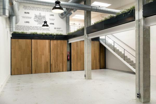 Hq Barcelona Interiorism Club Mesura Architecture Arquitectura Enrique Granados Concrete Minimal 24.2 1080×720