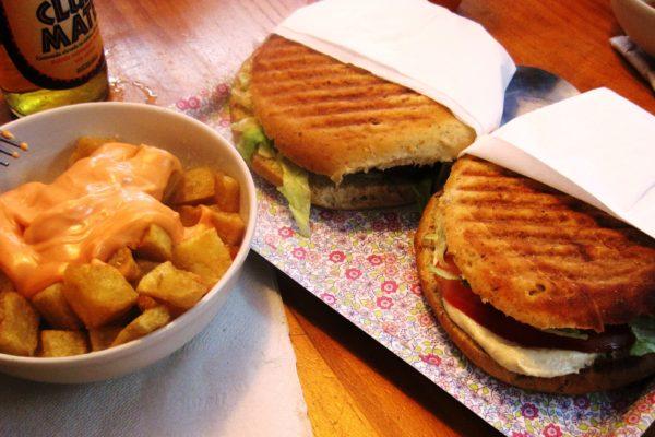 Vegan Burgers Gopal
