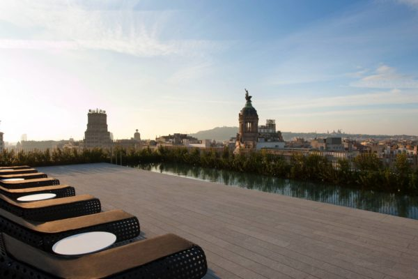 Mandarin Hotel Barcelona 15