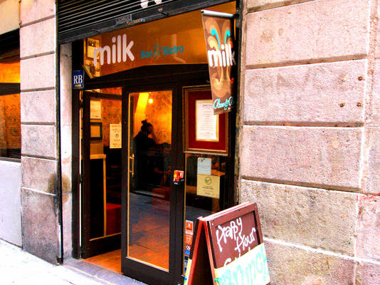 Bar restaurante Milk