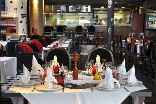 Ресторан Troubadour