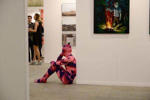 Выставка современного искусства SWAB 2-5 октября