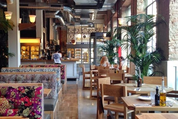 Restaurante Flax & Kale