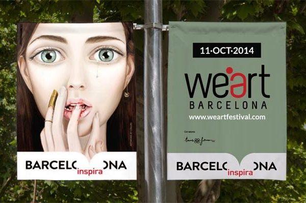 Фестиваль современного искусства WeArt 2014