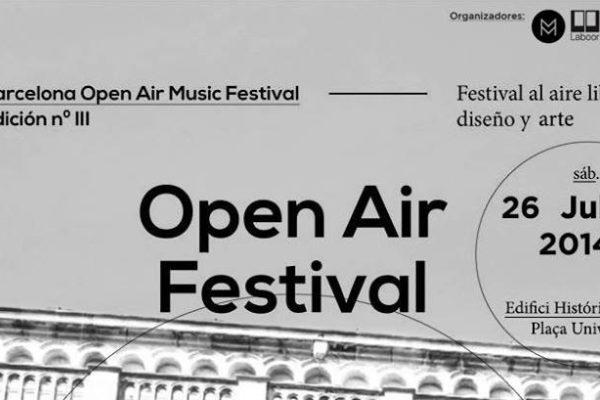 Open Air Festival — 11 октября