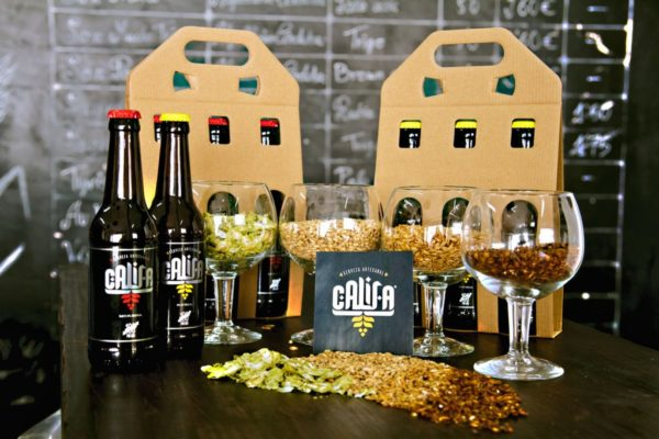 Califa Cerveza Artesanal